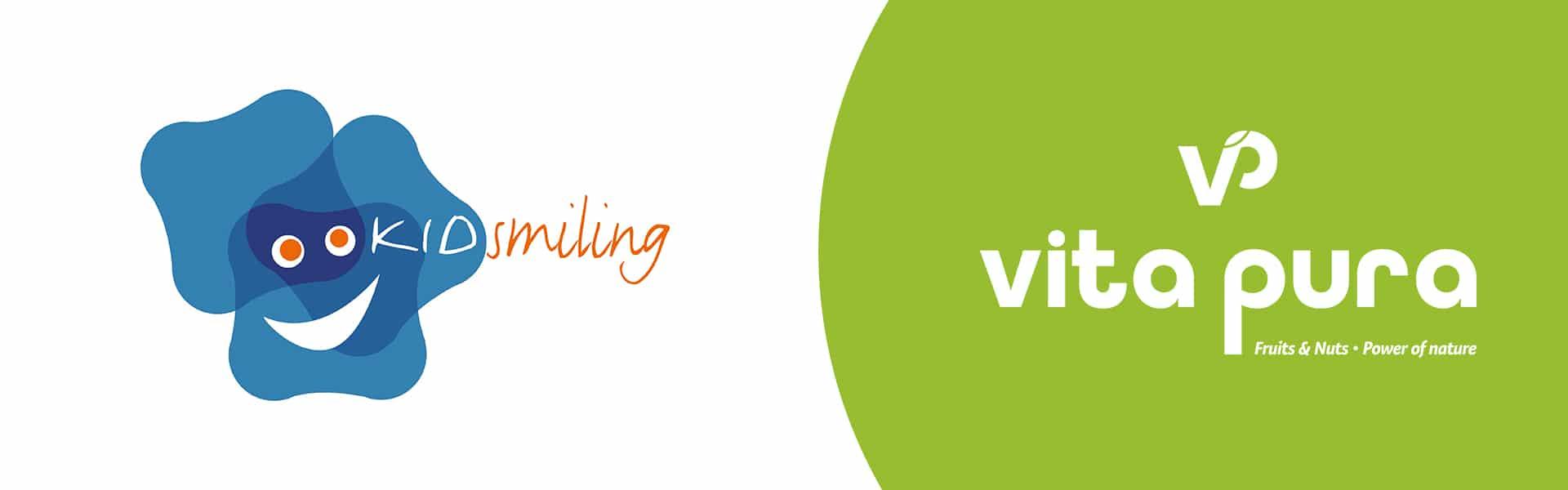 Kidssmiling x VitaPura GmbH